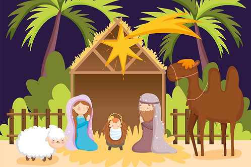 Chúa Giáng Sinh trong hang đá
