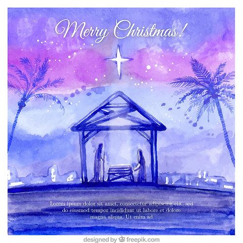 Hình Giáng Sinh mộng mơ
