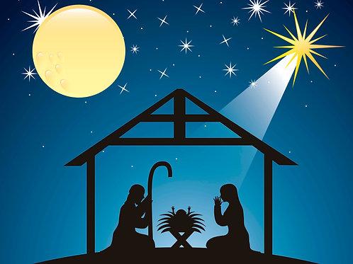 Chúa Giáng Sinh đêm sao sáng