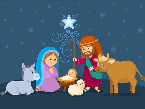 Chúa Giáng Sinh trong đêm đông