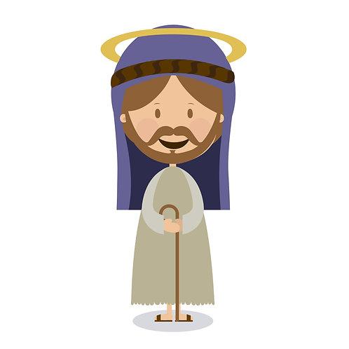 Thánh Giuse hoạt hình 2