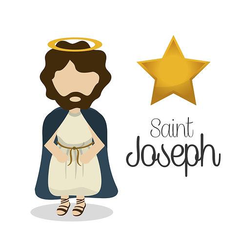Thánh Giuse hoạt hình 3