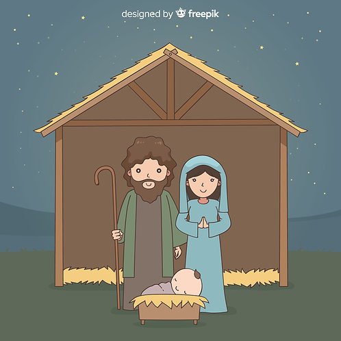 Chúa Giáng Sinh hangđá