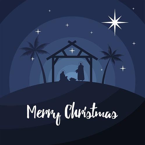 Chúa Giáng Sinh đêmđông
