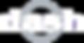 Dash logo white grey dots.png