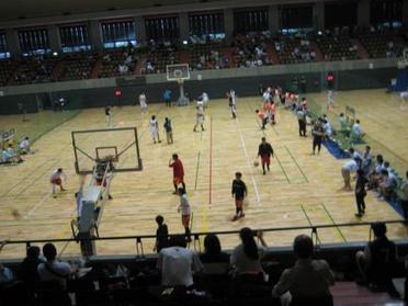 第36回神奈川県 ゆうあいピック大会(バスケットボール)