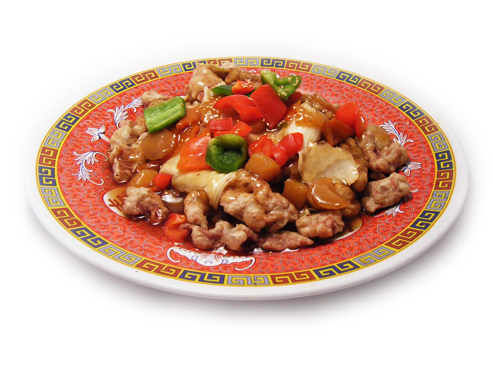 Pork Tang Soo Yook