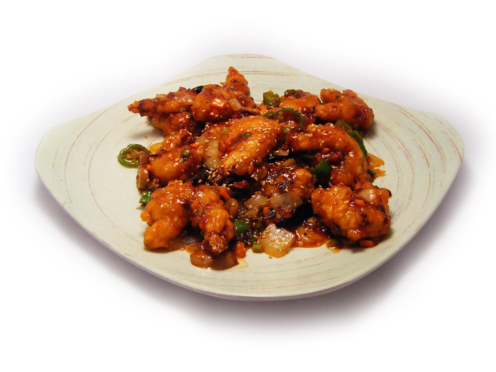 Gan Poong Shrimp