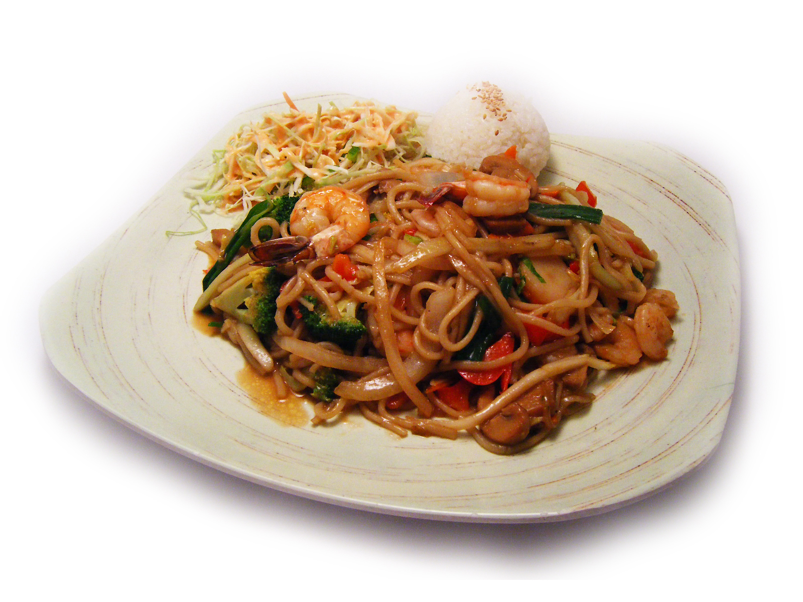 Shrimp Lomein