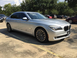 BMW 750 LI 2011