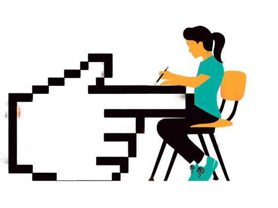 EIN LEHRER FÜR MICH ALLEIN. The Future of Learning.