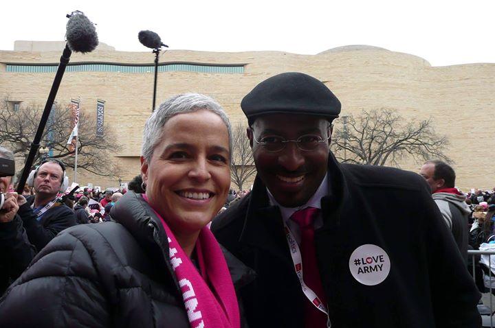 D.C. Women's March