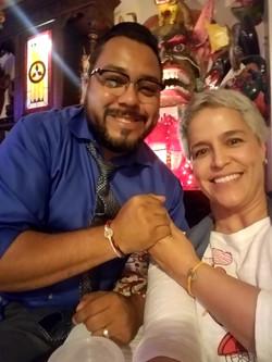 Solidarity with Joel Gutierrez