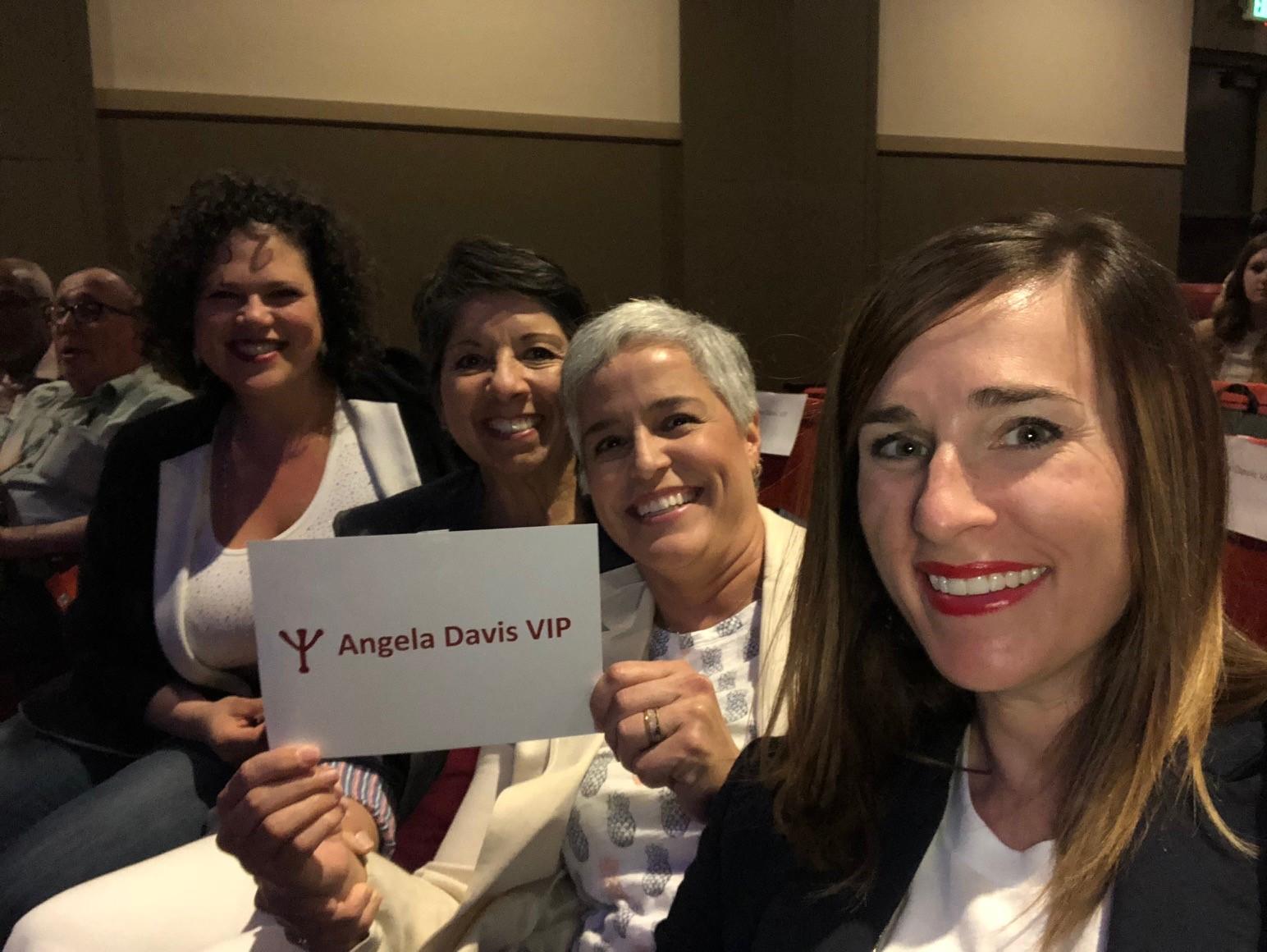 Friends of Angela Davis