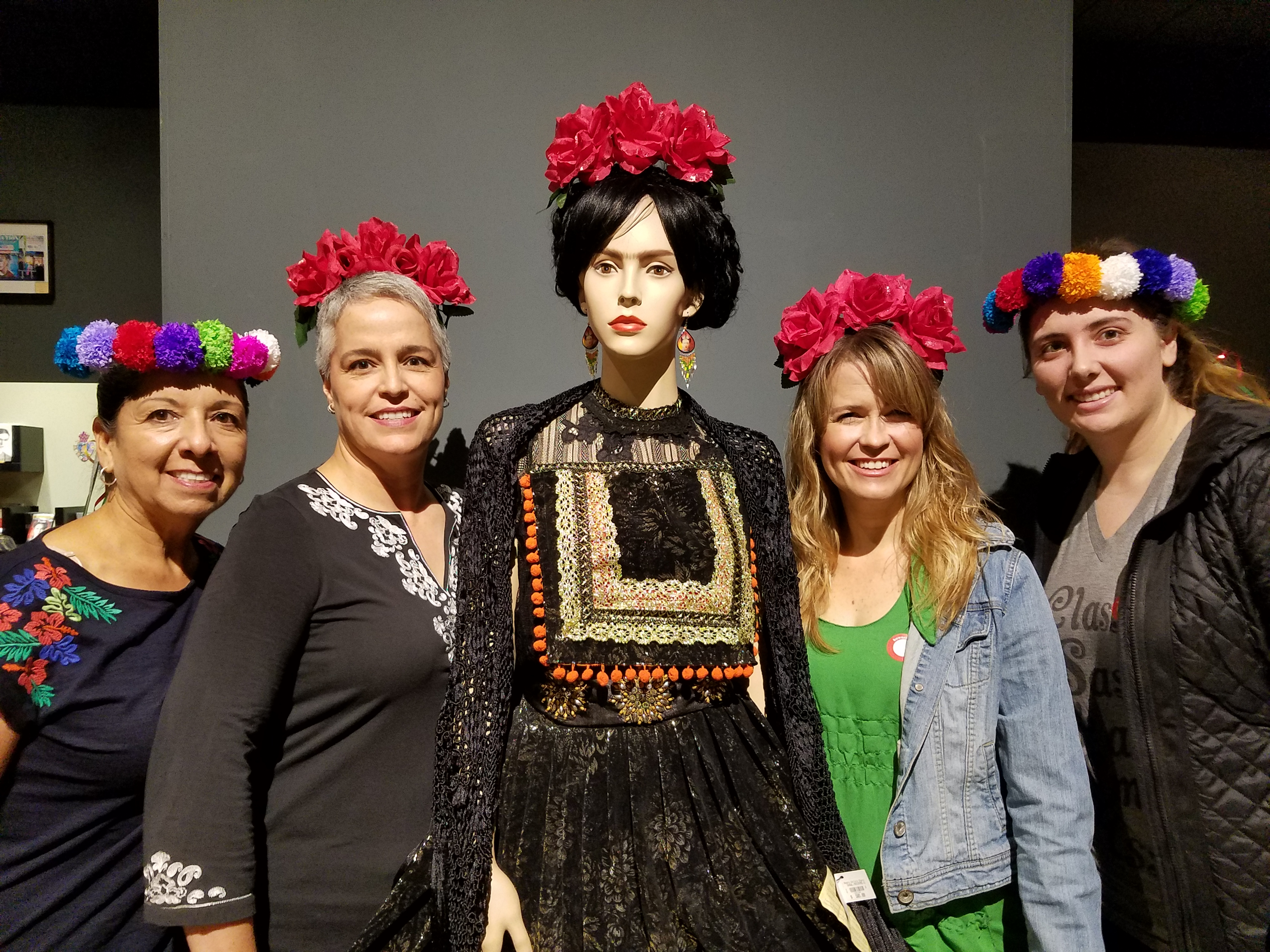 Bower's Museum - Frida Exhibit