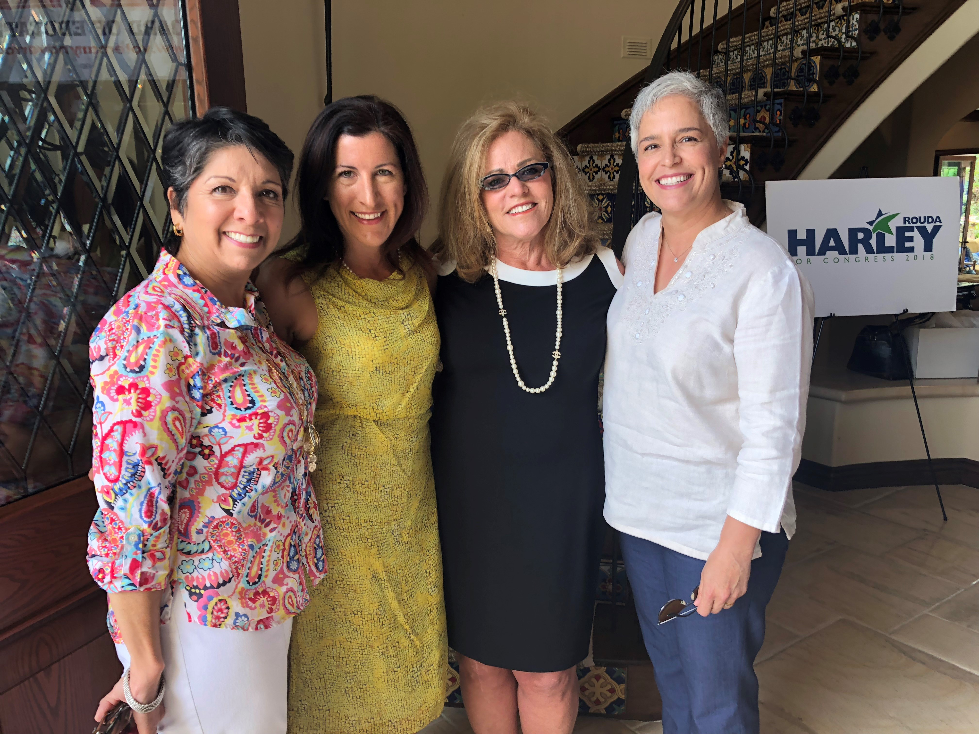 Cottie and Navarro Fundraiser Brunch