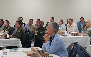 OC Sherriff and LGTBQ center- Dialogue on community safety.