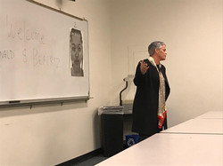 Guest Lecture- Chapman