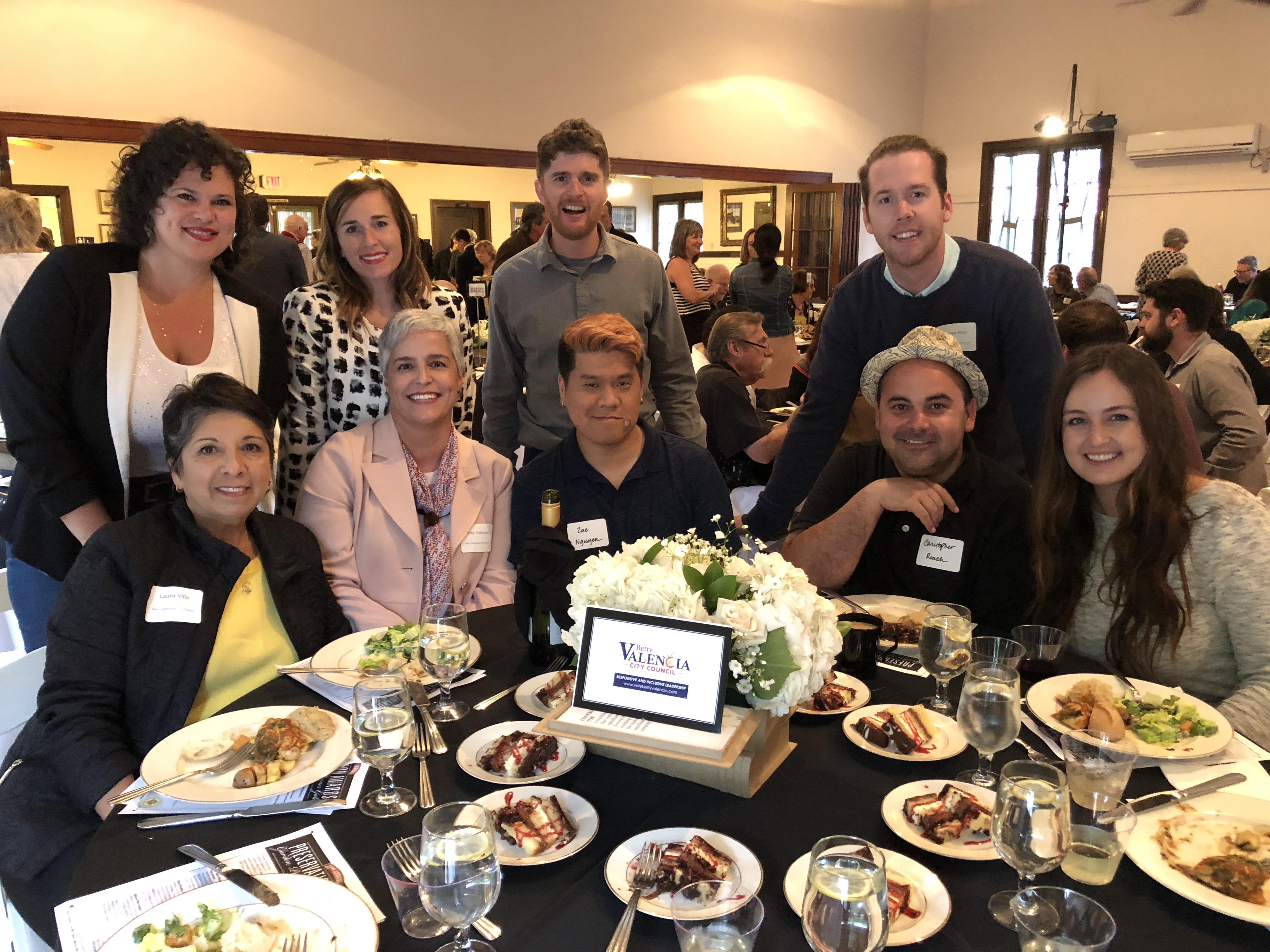 OTPA Award Dinner
