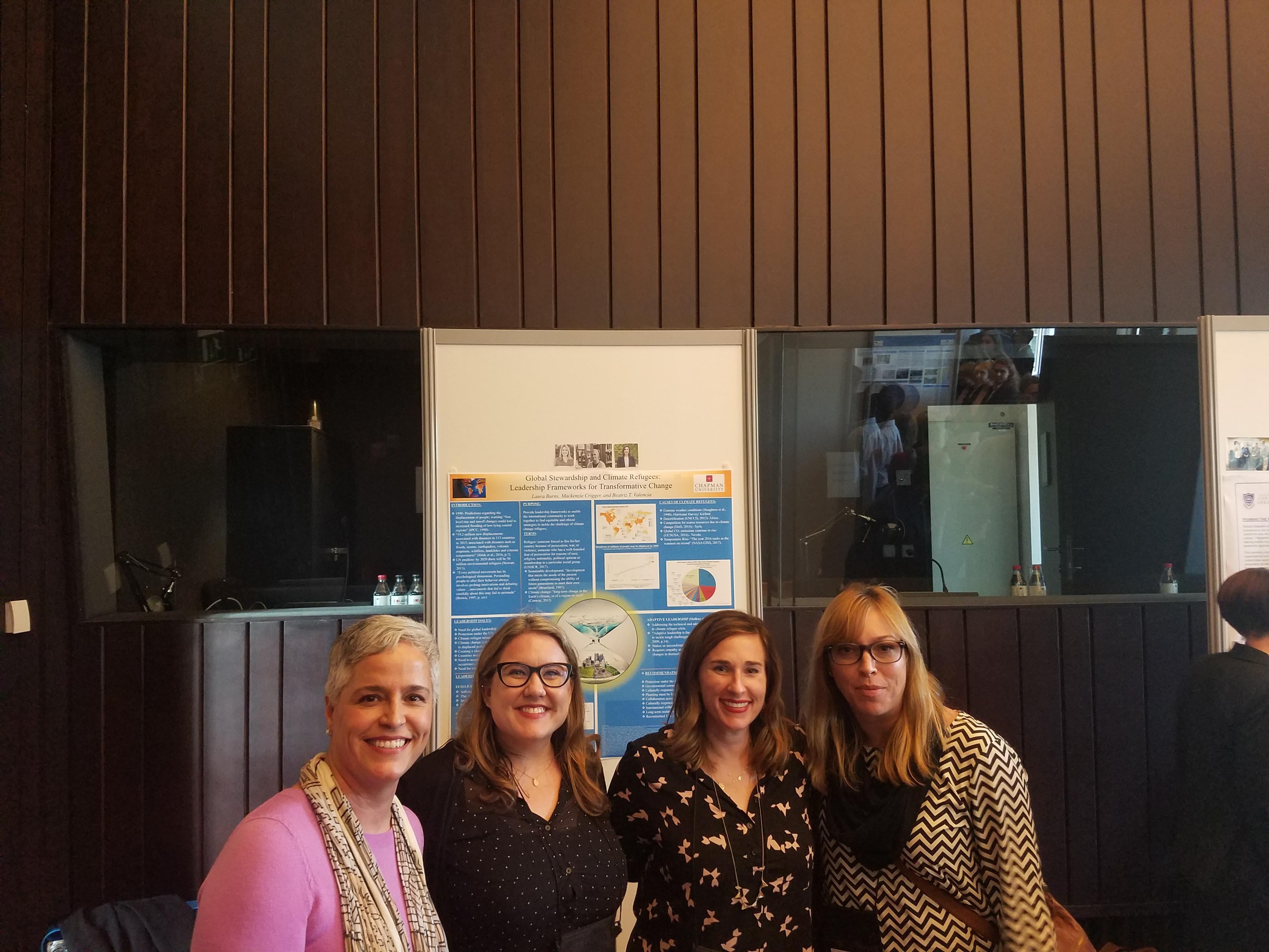 Team Presentation- Brussels