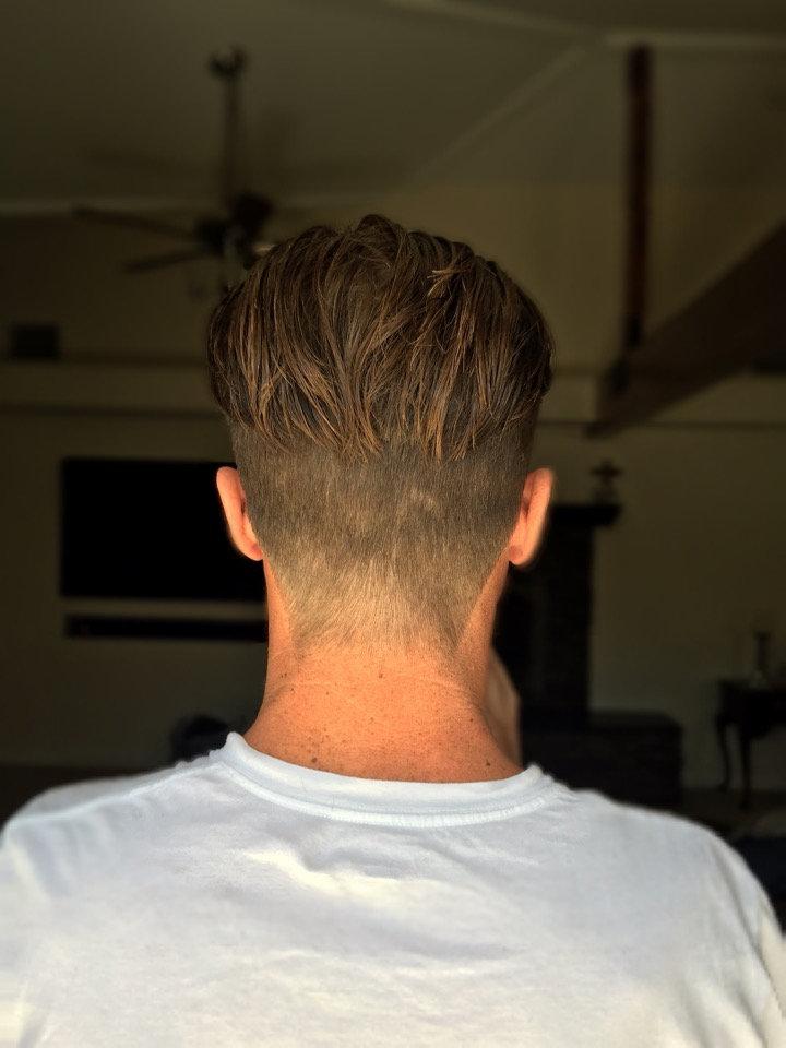 short  30 min  haircut