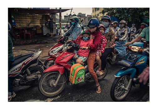 Saigon School Run (Vietnam)