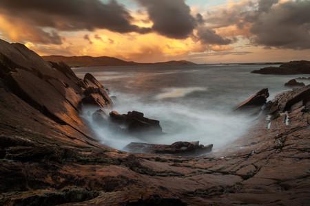 Stu Teehan - Dawn on the Beara Peninsula