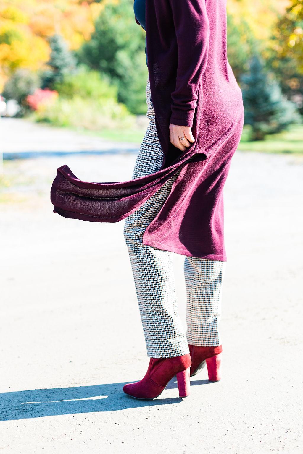 Un pantalon, plusieurs styles