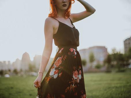 Choisir sa robe en fonction de sa morphologie