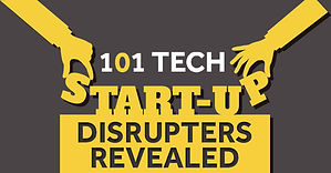 BusinessCloud 101 Tech Startup Disrupters