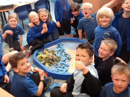 Recycling Inventions In Willow Class