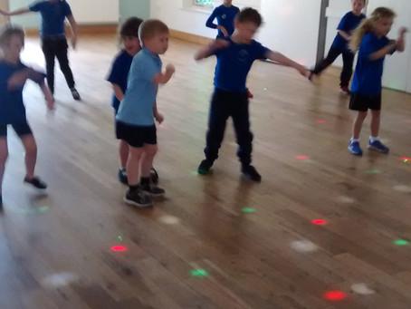 Explosive Dance!