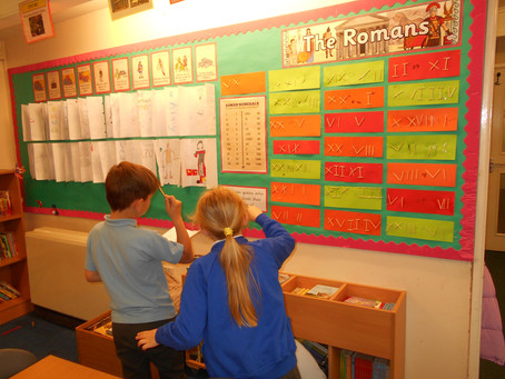 Hunting the Roman numeral code
