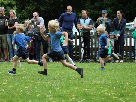 Summer Sport and Summer Fun!