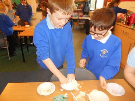 Exploring solids and liquids