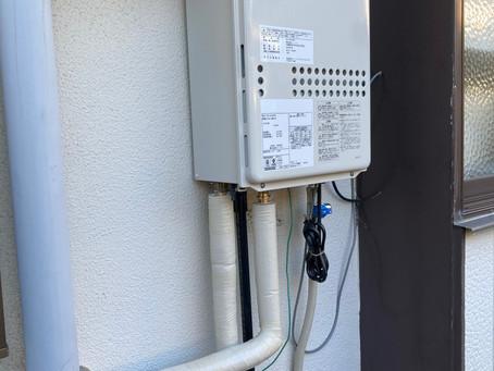 ノーリツ製給湯器(GQ-C2034WS)とリモコン(RC-7607m)へ交換しました!
