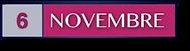 kolo party crema date 6 novembre.png
