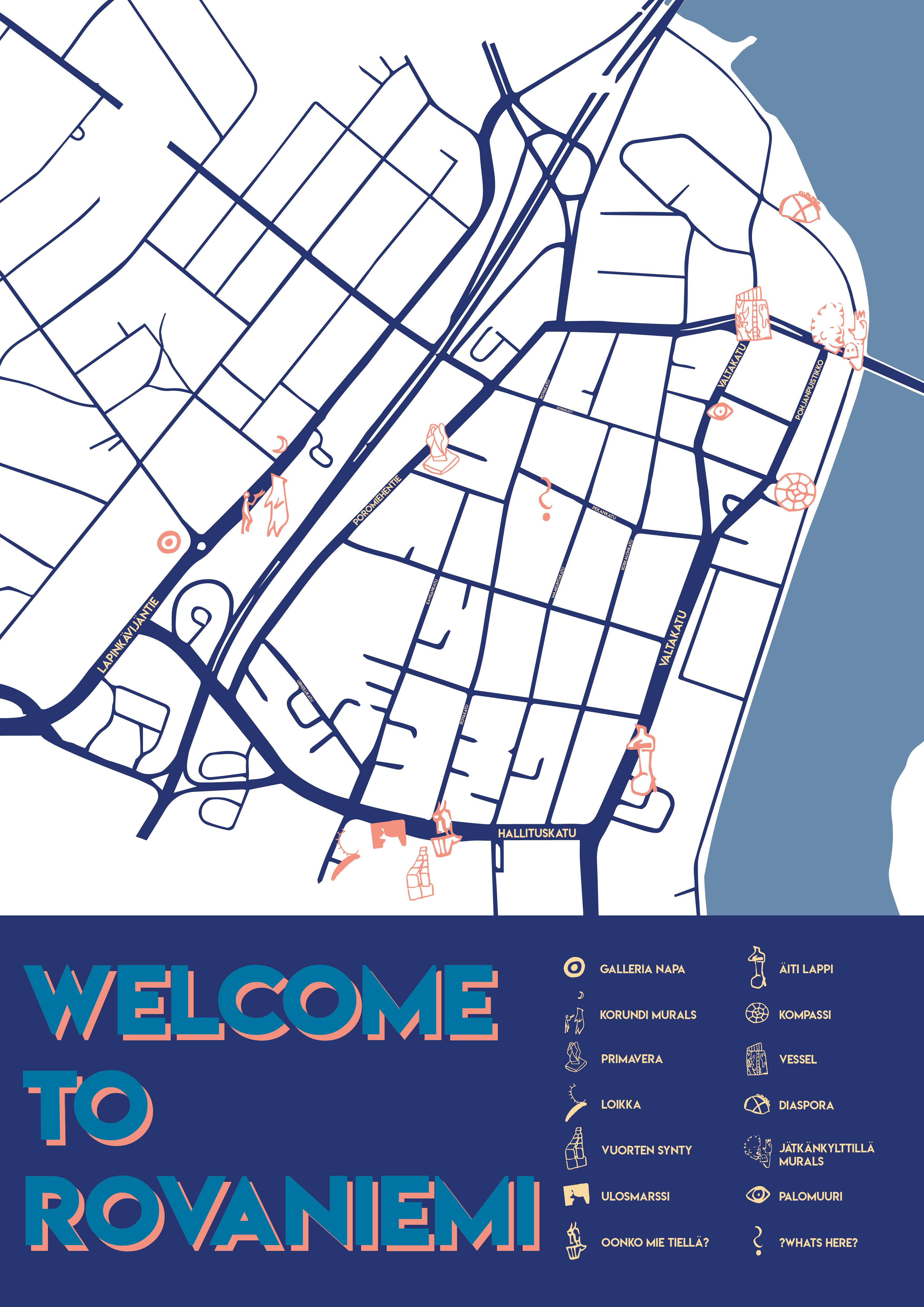 Art Map A3