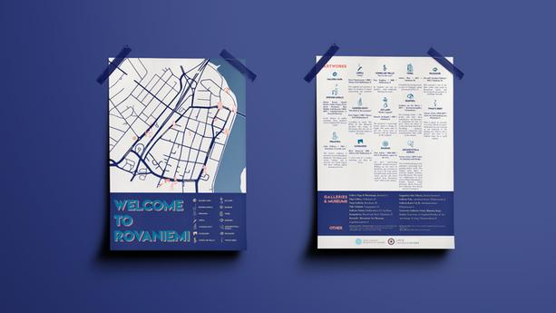 Rovaniemi Art Map