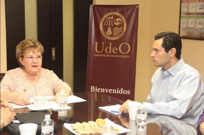 UdeO, aliada de los sectores productivos: Delegado de Economía en Sinaloa