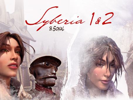 Syberia 1 (2002) & 2 (2004) Review