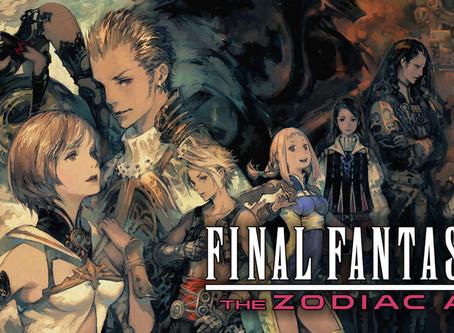 Final Fantasy XII Zodiac Age (2018)