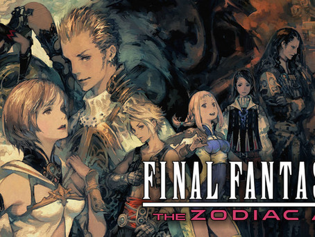 Final Fantasy XII Zodiac Age (2018) Game Review
