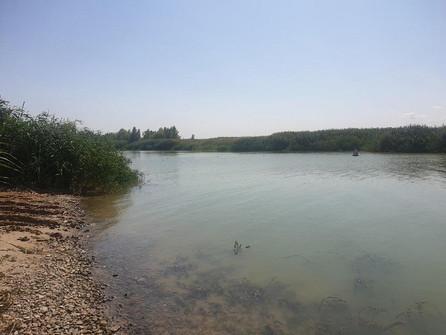 Менее 2 метров воды осталось до уровня мертвого объема Цимлянского водохранилища