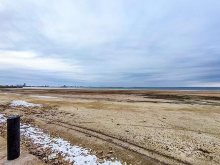 Уровень Цимлянского водохранилища постепенно продолжает уходить от «мертвого»