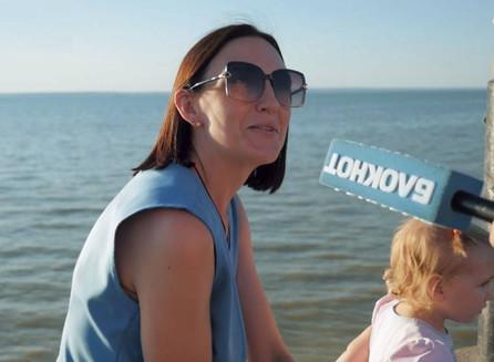 «Место было замечательное»: волгодонцы с ностальгией вспомнили пляж на В-9