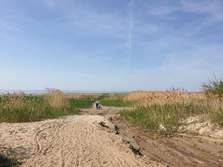 Почему в Волгодонске исчез знаменитый пляж за В-9