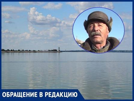 Виноградарь Николай Лукьянов ради спасения рыбы предложил перегородить Таганрогский залив плотиной