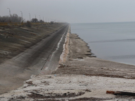 Прирост уровня Цимлянского водохранилища увеличился в два раза