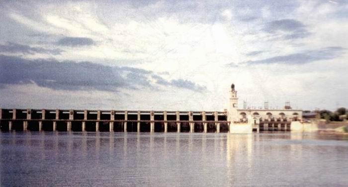 Цимлянский гидроузел